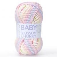 Hayfield Baby Blossom Chunky - 4833 Rabbit & Cat Knitting Pattern